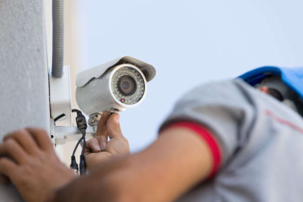 CCTV supply and installation